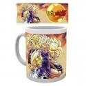 Dragon Ball Z - Super Saiyans Mug
