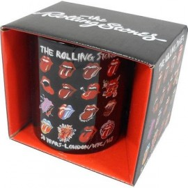 Rolling Stones - Tongue Evolution Mug