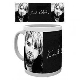 Kurt Cobain - Signature Mug