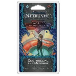 Android Netrunner LCG 2016 World Champion Corp Deck