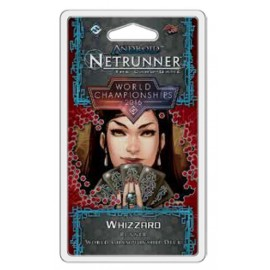 Android Netrunner LCG 2016 World Champion Runner Deck