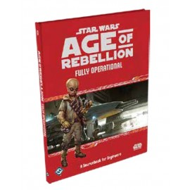 Star Wars Age of Rebellion Fully Operational: A sourcebook for engineers