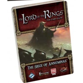 The Lord of the Rings LCG The Siege of Annuminas