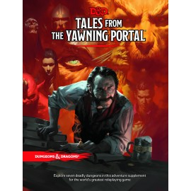 Dungeons & Dragons Next Tales from the Yawning Portal