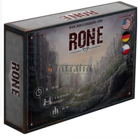 RONE boxed card game