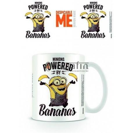 Minions - Minions Powered By Bananas