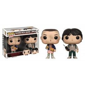 POP - Television - Stranger Things - Eleven & Mike 2-pack