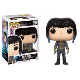 Movies 393 POP - Ghost in the Shell - Major in Bomber Jacket LIMITED