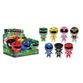 "Plush - 6"" Power Rangers (Mixed CDU 9)"