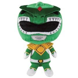 "Plushies - Power Rangers - Plush 6"" - Green"