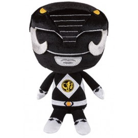 "Plushies - Power Rangers - Plush 6"" - Black"