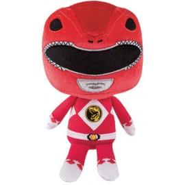 """Plushies - Power Rangers - Plush 6"""" - Red"""