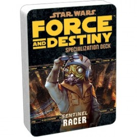 Star Wars Force and Destiny: Racer Specialization Deck