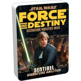 Star Wars Force and Destiny: Sentinel Specialization Deck