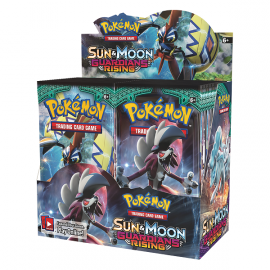 Pokémon Ex Sun & Moon 2 Booster Display (36) Eng