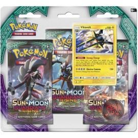 Pokémon Ex Sun & Moon 2 Blister (3p) Eng