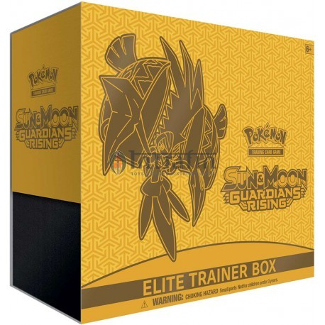 Pokemon Sun & Moon 2 Elite Trainer Box