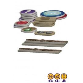 Arcadia Quest Plastic Token Pack
