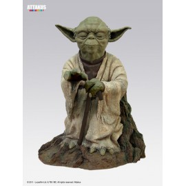 Star Wars - Yoda using the Force