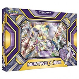 Pokémon Mewtwo ex box