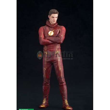 DC Comics - The Flash Pre-Painted PVC Statue