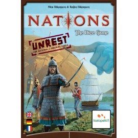 Nations The Dice Game - Unrest