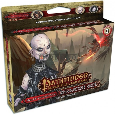 Pathfinder Adventure Card Game: Hell's Vengeance Character Deck 2