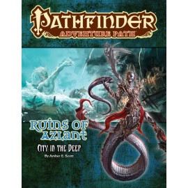 Pathfinder Adventure Path: City in the Deep (Ruins of Azlant 4 of 6)