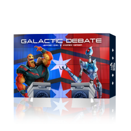 Cosmocracy - Galactic Debate