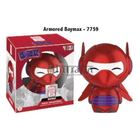 DORBZ 187 - Disney - Big Hero 6 - Armored Baymax