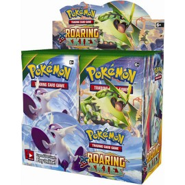 Pokémon XY6 Roaring Skies Booster Display (36) Eng