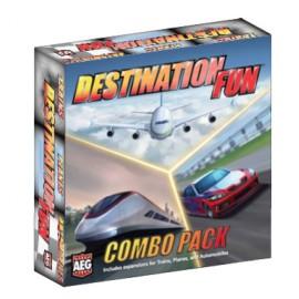 Destination Fun Combo Pack