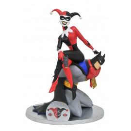 DC - Batman - TAS 25th Anniv Harley Quin DLX PVC Figure