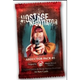 Hostage Negotiator Abductor pack 5