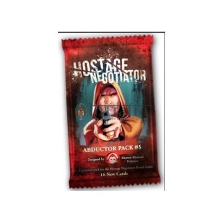 Hostage Negotiator Abductor pack 5