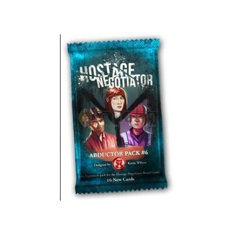 Hostage Negotiator Abductor pack 6