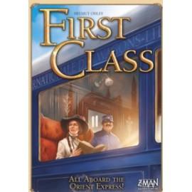 First Class: The orient Express