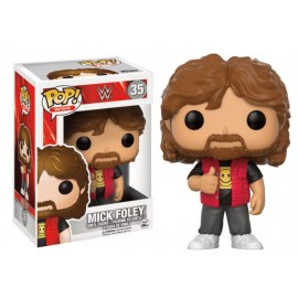 WWE 35 POP - Mick Foley Old School
