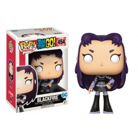 Television 454 POP - Teen Titans Go! - Blackfire LIMITED