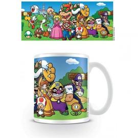 Super Mario - Characters Mug