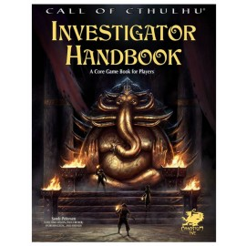 Call of cthulhu 7th Edition Investigator's Handbook