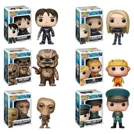 Movies POP - Valerian - Assorted case (6)