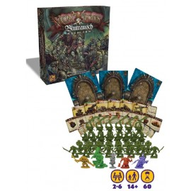 Blutrausch Legion Expansion: Second Tide Rum and Bones