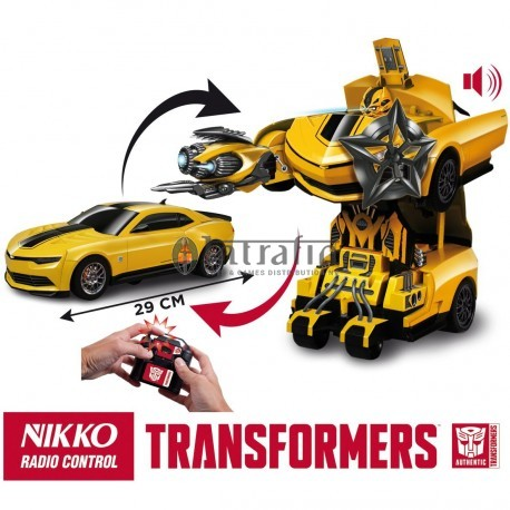 Transformers Autobot Bumblebee Robot