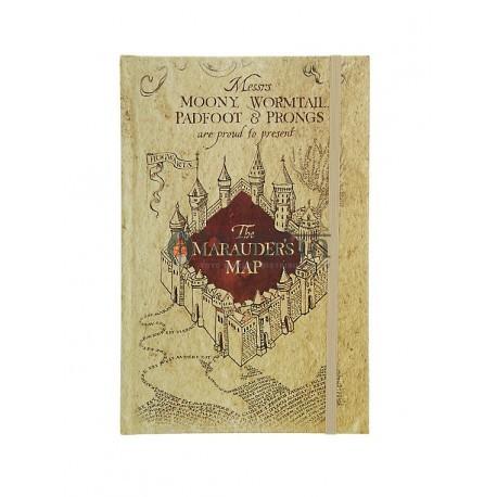 Harry Potter - Marauder's Map - Journal
