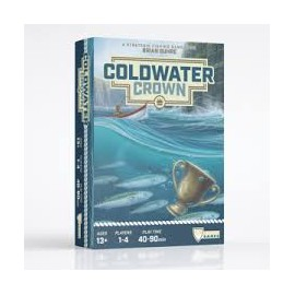 Coldwater Crown boardgame