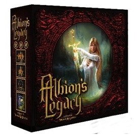 Albion's Legacy boardgame