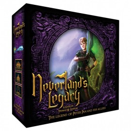 Neverland's Legacy boardgame