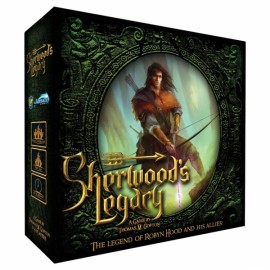 Sherwood's Legacy boardgame