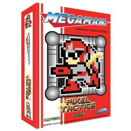 Pixel Tactics: Proto Man Red box